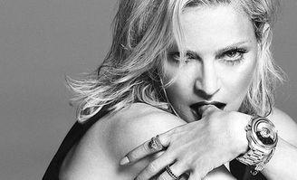 姐也色原创17p- Versace 2015春夏广告大片 Versace:Madonna 年过半百的麦姐接棒...