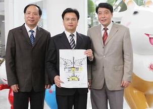 广州市市长万庆良加入网媒活动 广州我撑你