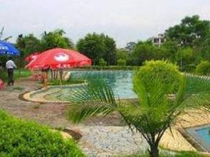 陆川九龙温泉门票 玉林陆川九龙温泉攻略 地址 介绍 在哪里 景点好玩吗