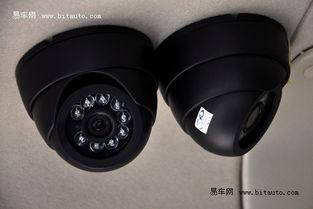 ...内共安装了三个摄像头,可用来监控和记录车内影响-上汽MAXUS大...