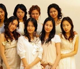 少女时代BigBang允儿金泰妍 整容前后对比照