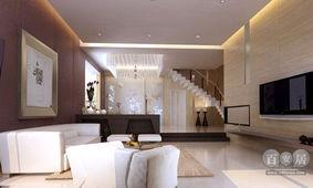 设计的时候,把楼梯间隔墙全部打通,这样让整个空间变得更为宽阔,...