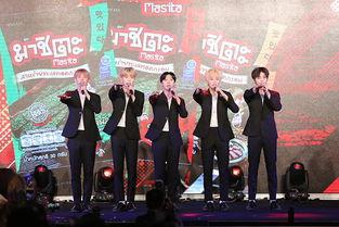 NCT(左边起道英,在t,TEN,MARK,泰容)-NCT泰国接代言人气...