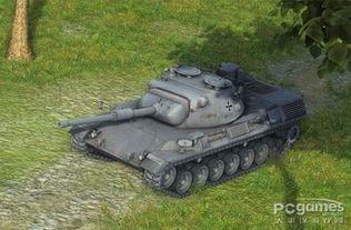 ... 浅谈德系顶级MT豹1用法