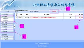 图4、超级用户管理界面-多层次 交互式教职工信息管理平台