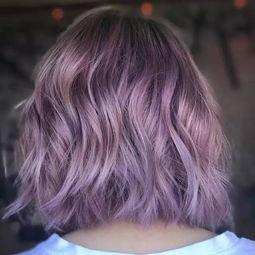 2018年流行头发颜色 这几款发色成今年最流行趋势