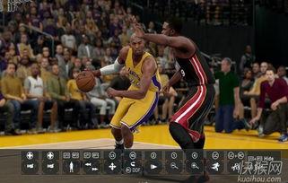NBA 2K17游戏下载 NBA 2K17下载 快猴单机游戏
