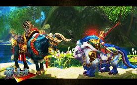九变莲诀-作为紫电   龙   驹和炎狱龙驹的升级品,异兽无论从拉风的程度还是属...