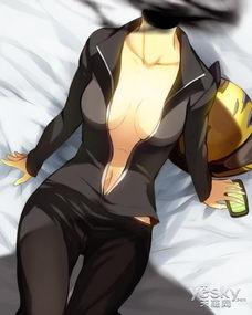 巨乳战队 最强性感火辣动漫美女大曝光