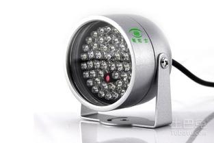 监控摄像头补光灯介绍 报价举例以及选购标准