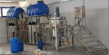 新组合保温洗发水生产设备图片,新组合保温洗发水生产设备高清图片 ...