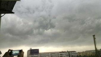 呐拓寻天-———— 天气不仅仅可以用预报来琢磨的 , 有时我们 也 寻不得 那阴...