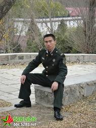 看帅哥啦 从我新兵到退伍的照片选集
