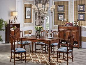 家庭饭桌-家用餐桌