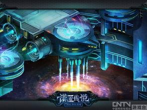 幽静神秘 光子特效打造华丽-诺亚传说 游戏介绍