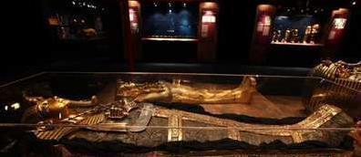 揭秘 古埃及法老图坦卡蒙的诅咒真相