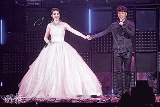 陈慧琳演唱会获两儿子助阵 令观众惊喜