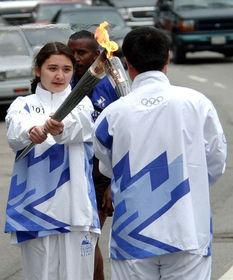【洛克王国】为伦敦喝彩传递火炬赢奥运宠物