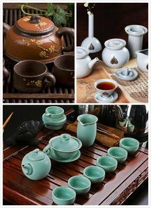 紫砂新茶具怎么使用 紫砂壶茶具保存法 3