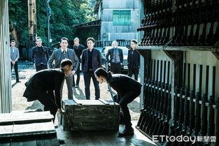 角头2 开场暗杀澡堂在阳明山 28个私密拍摄景点曝光