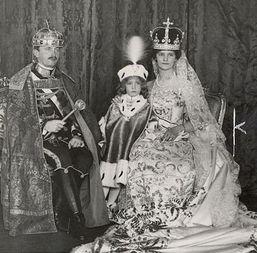 奥匈帝国末代皇储的心脏和遗体分别安葬