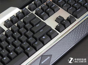 ...新贵GM800机械键盘 轴体方面更是搭载了备受玩家推崇的CHERRY ...