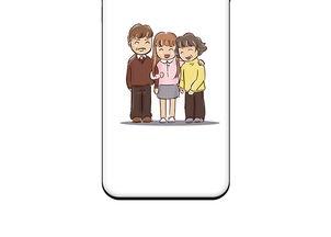 微信亲情温馨连环小漫画H5设计图片素材 高清psd模板下载 17.04MB ...