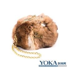 老头毛大j-A.D.M.J.栗鼠毛钱包   A.D.M.J.栗鼠毛钱包   日本顶尖手提包品牌A.D.M....