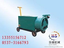 挤压式注浆泵相关图片 -KJB 5100型注浆泵零故障