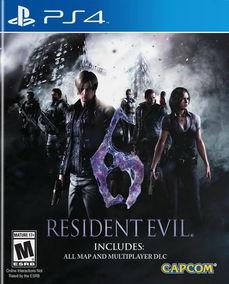 PS4 生化危机6 日版下载 生化危机6新闻 多玩PS4游戏产品库