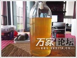 百香果蜂蜜绿茶,零难度自制美容养颜减肥塑身的夏日茶饮