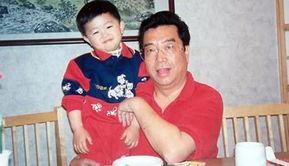 李双江与小娇妻梦鸽1997年他们迎来了爱情的结晶李天一-王刚4岁儿子...