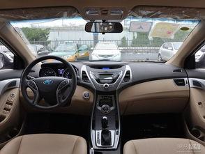 现代朗动 2012款 1.6AT DLX-杭州 2012款朗动现车指导价销售