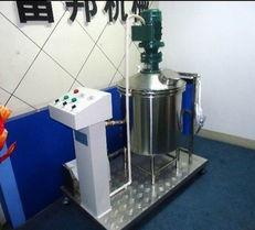 多功能洗发水生产设备最专业洗发水机械