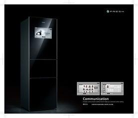 西门子I Fresh智能冰箱 点亮未来厨房