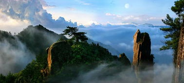 江西风景独好 明月山