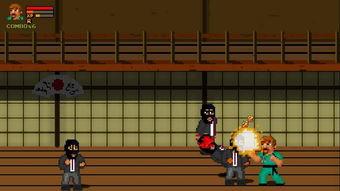 像素格斗 街头争霸中文版下载 像素格斗 街头争霸游戏攻略秘籍