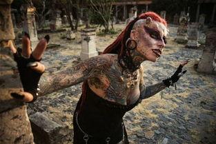 35岁的 吸血鬼女人