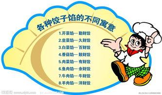 冬至饺子造型图片