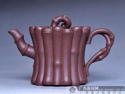 袁飞紫砂壶作品:十六竹段-紫砂艺术家袁飞 要让那把壶有自己的灵魂