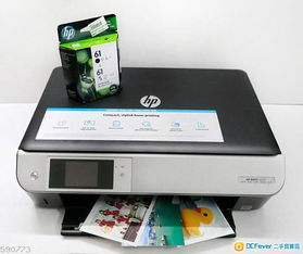 ...成新无花HP ENVY 5530 ALL IN ONE scan printer连一套原装全新墨...