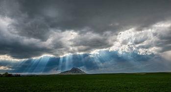 风暴的天空图片 第12张
