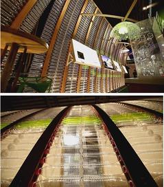 始人、国内商业空间设计的当家花旦李琦之手,第四泳道负责对整个展...