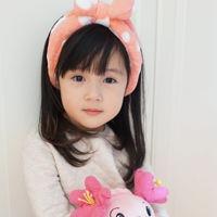 表情 愿意和你一起分享美好时光可爱小女孩淘气QQ头像 2 WWW....