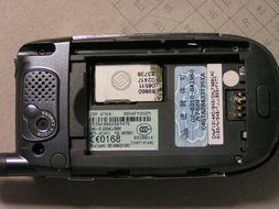 A768i拆机排除听筒线故障