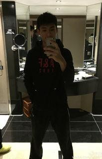 薛松生活照阳光帅气,尽显运动男神范儿-全英赛羽球小将胜谌龙 阳光...
