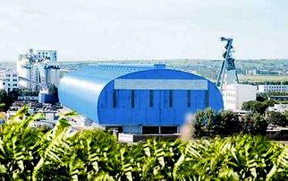 环保全封闭煤场储煤棚网架设计施工