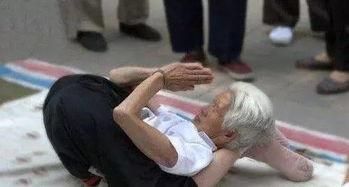 老太太综合-惊艳了 百岁奶奶大聚会 我滴个祖宗 还让不让人活了