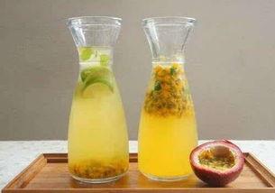 百香果柠檬蜂蜜水什么时候喝最好 一天喝几次 乐单机