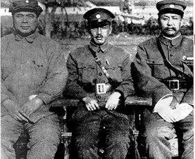 ...良旧部为何大批将领投降日军